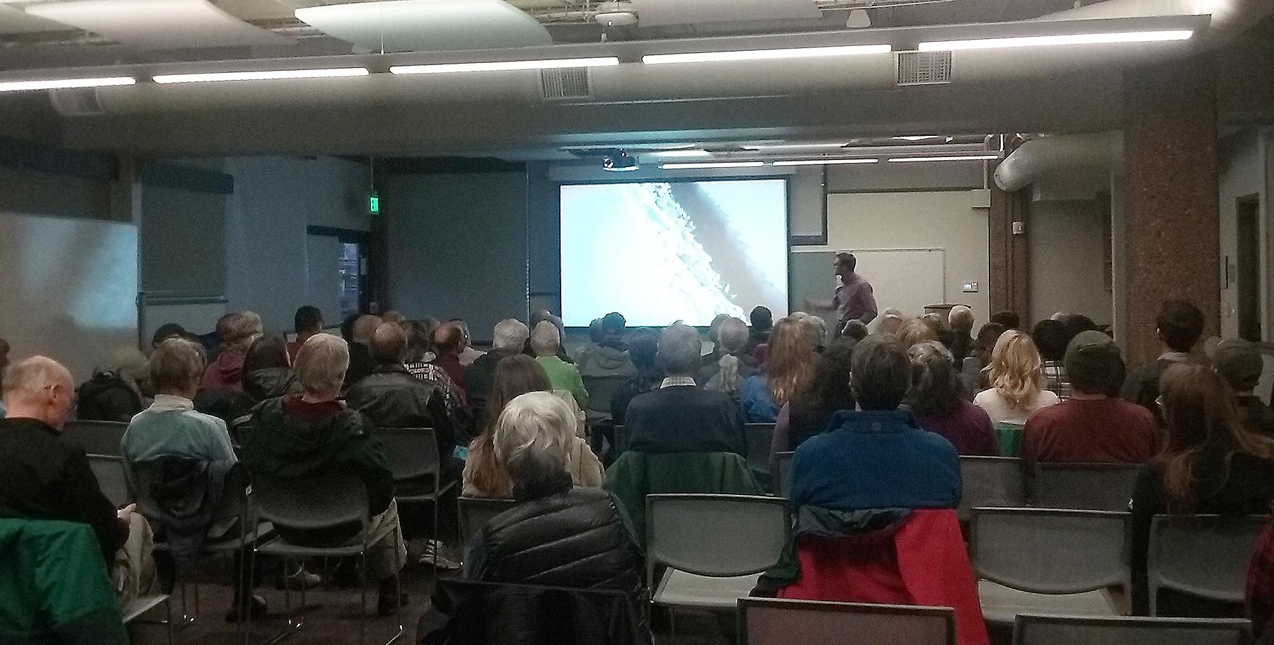 Antarctic Lecture