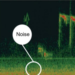 spectogram of noice pollution