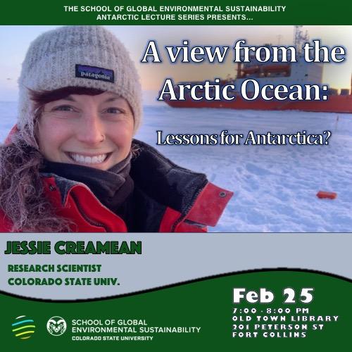 dr creamean in antarctica