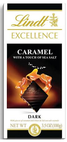 Lindt Caramel chocolate bar